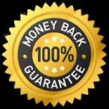 100% Risk Free Money Back Guarantee